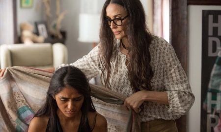 mrunal thakur and demi moore