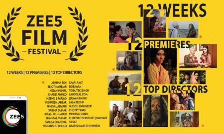 zee5 film festival