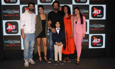 the cast of the great indian dysfunctional family