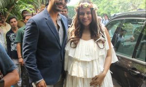Neha Dhupia and Angad Bedi Baby Shower