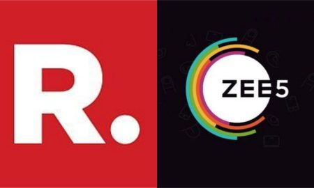 republic tv on zee5