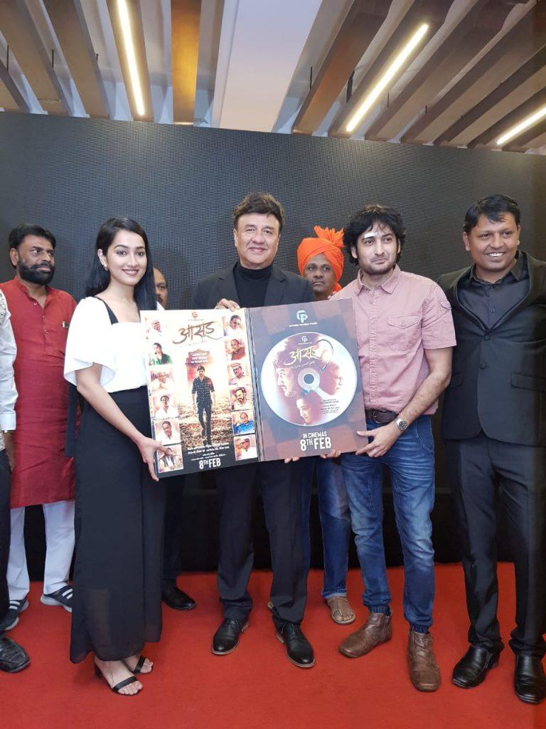 Anu Malik Enters The Marathi Film Industry With Aasud