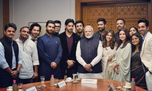 When Bollywood Stars Met PM Narendra Modi