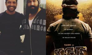 Farhan Akhtar Teams Up With Yash For KGF Chapter 2