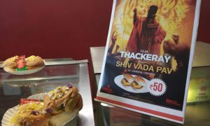 Shiv Vada Pav at Carnival cinemas