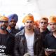 Varun Dhawan, Bhushan Kumar and Remo DSouza in Amritsar