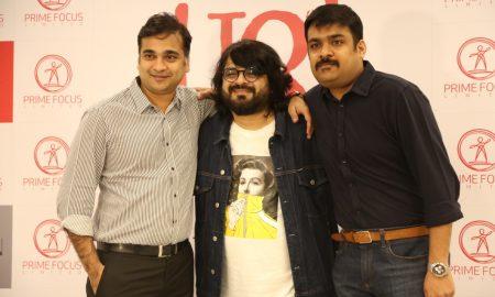 Niraj Sanghai, Pritam Chakraborty and Vijay Subramanium Jam8