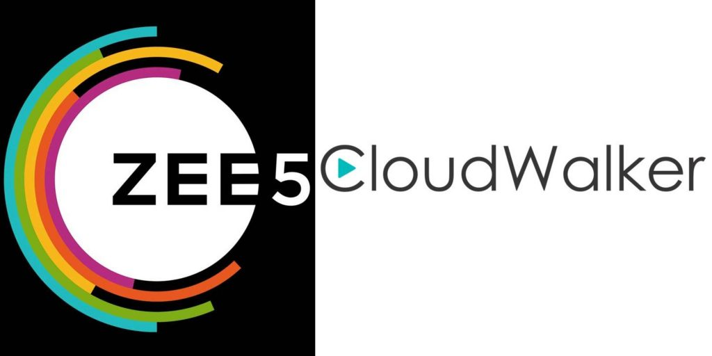 ZEE5 To Feature On The Homepage Of All CloudWalker Smart TVs