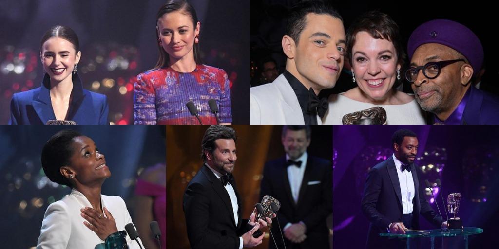 BAFTA 2019 Winners