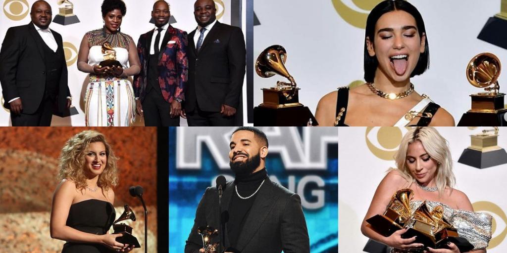 Grammy 2019 Winners