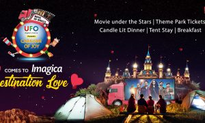Celebrate Valentine's With Thrill And Romance At Imagica
