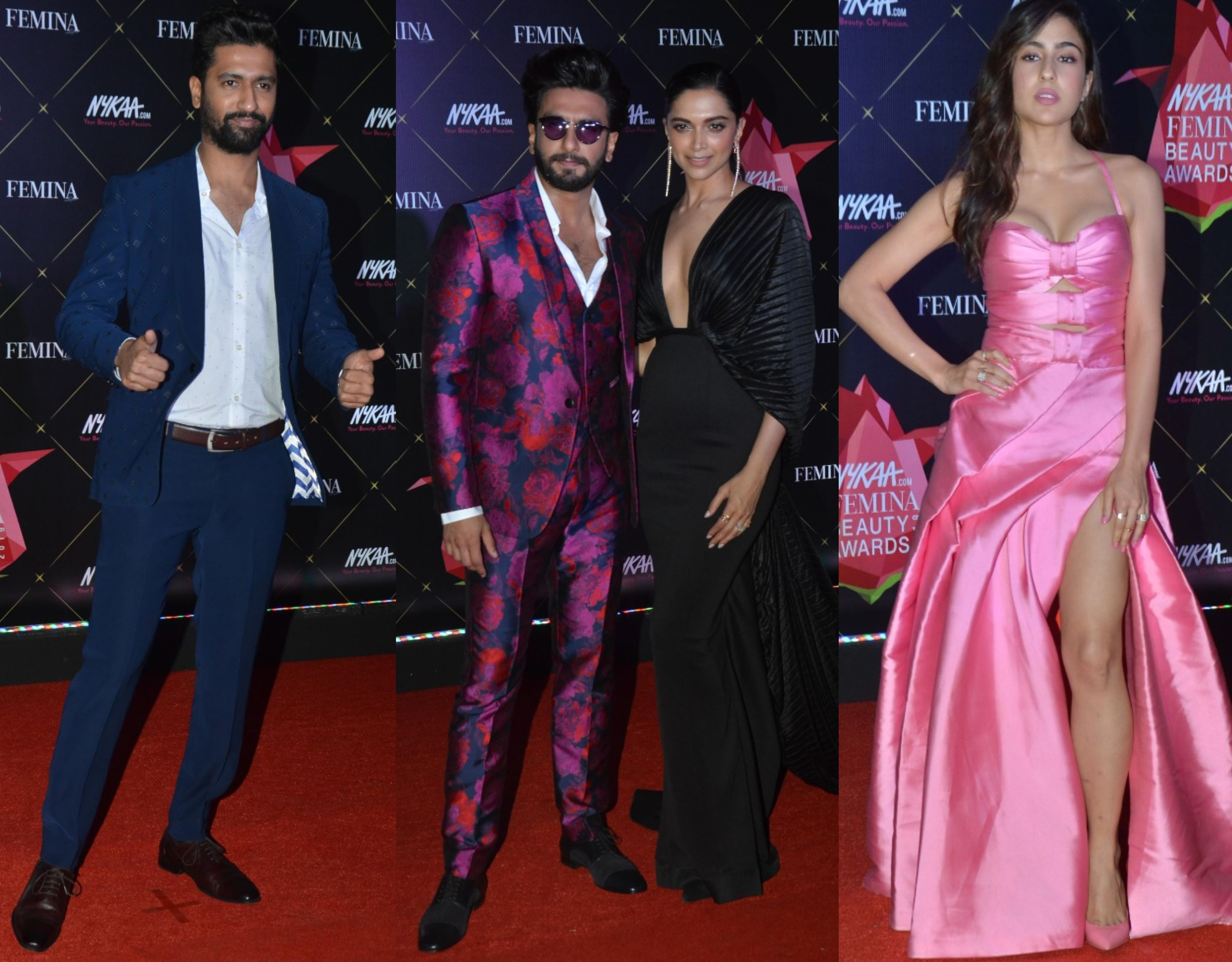 Nykaa Femina Beauty Awards 2019