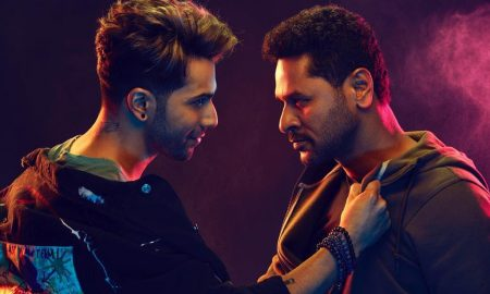 Varun Dhawan and Prabhu Deva