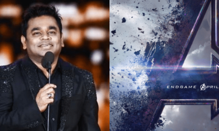 A. R. Rahman Creates India's Marvel Anthem