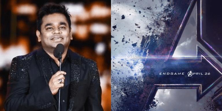 A. R. Rahman Creates India's Marvel Anthem