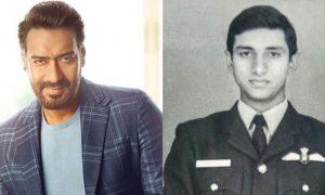 Ajay Devgn To Play Squadron Leader Vijay Karnik In Bhuj The Pride Of India