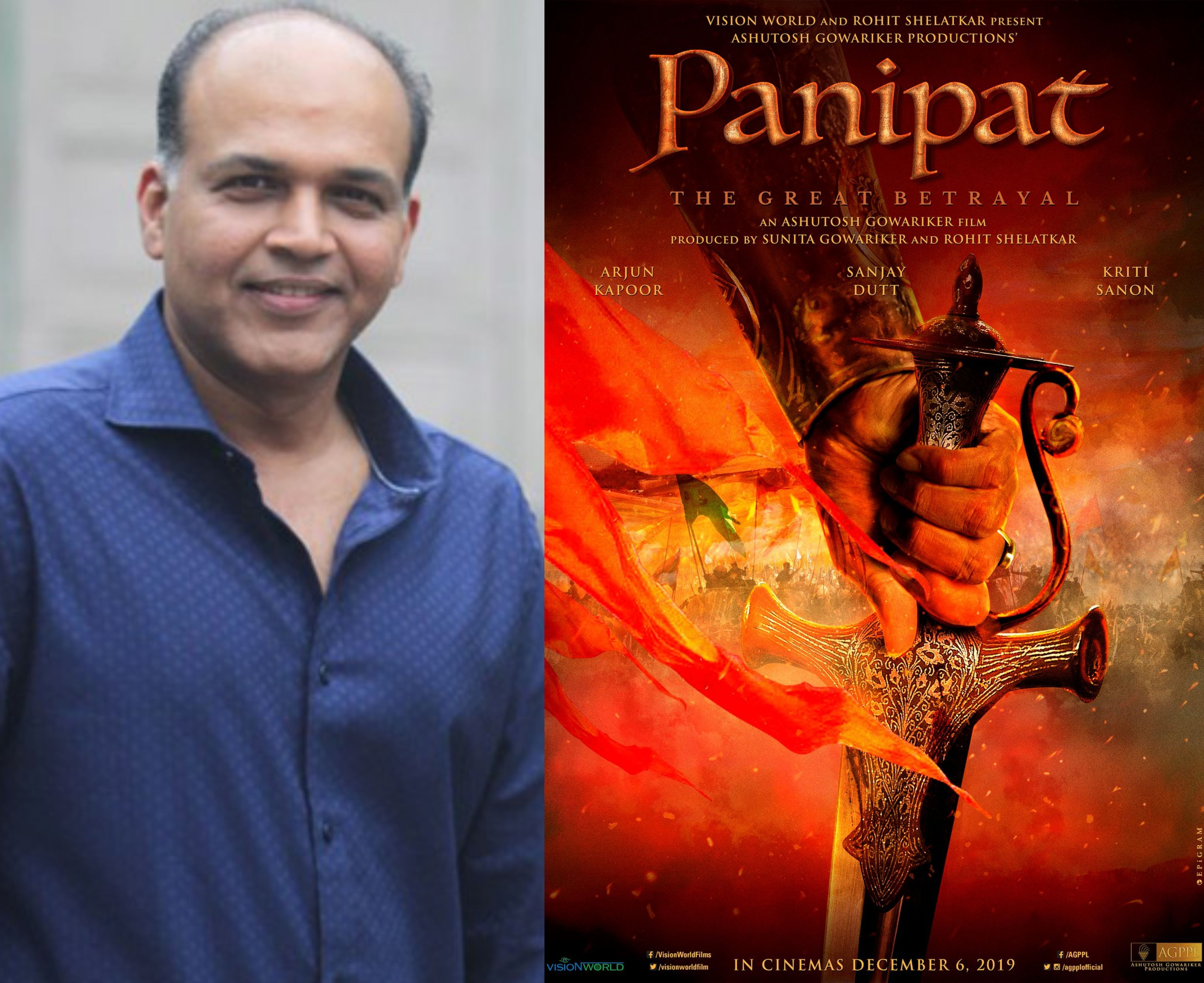Ashutosh Gowariker's Panipat