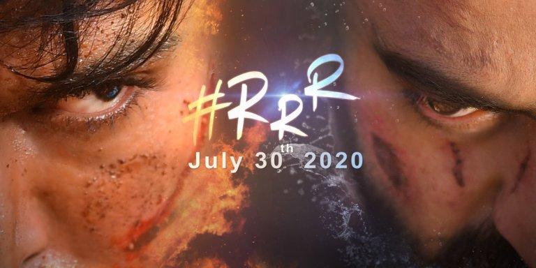 SS Rajamouli's #RRR