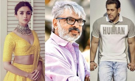 Sanjay Leela Bhansali's Next To Star Salman Khan And Alia Bhatt