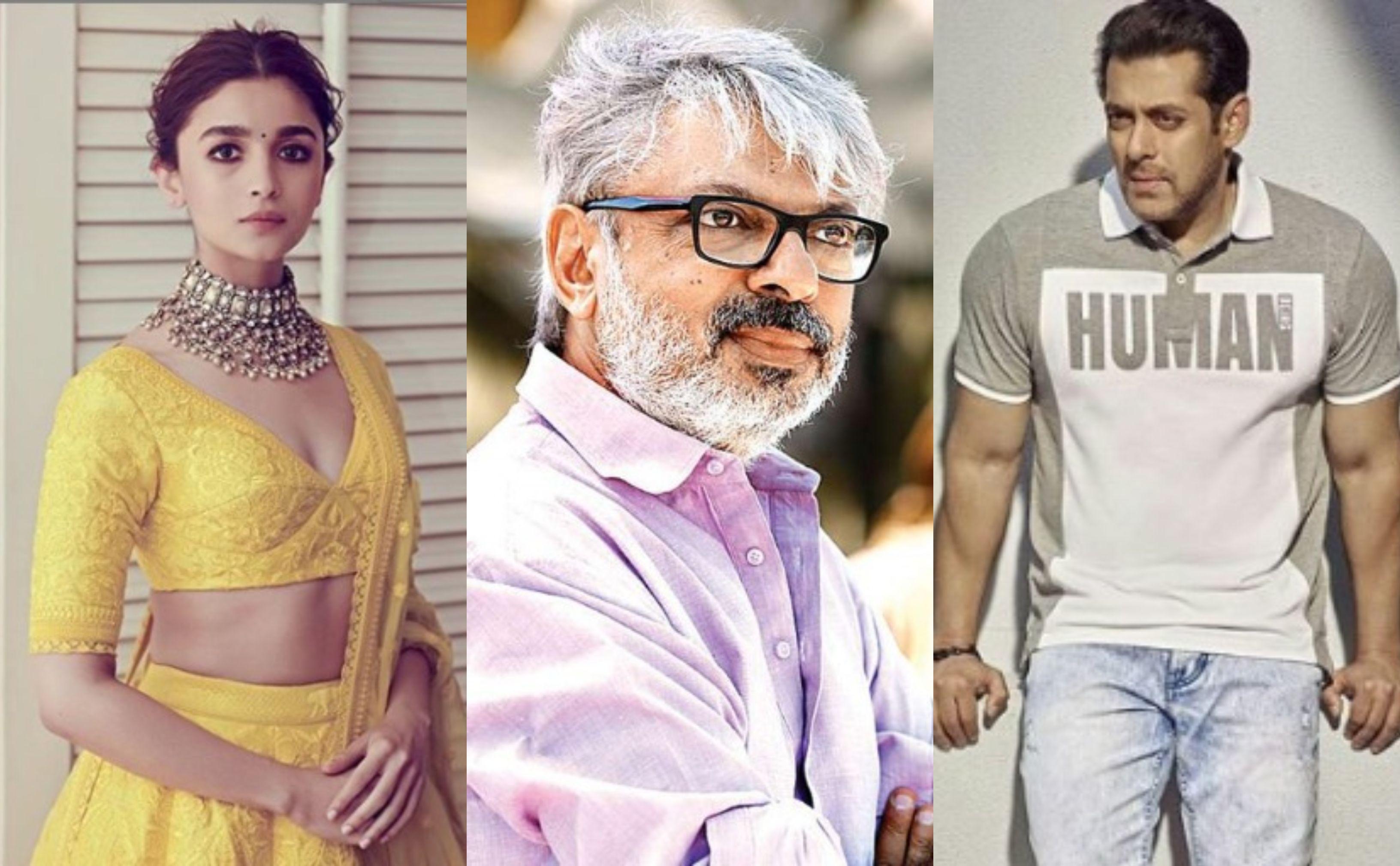 Sanjay Leela Bhansali's Next To Star Salman Khan And Alia Bhatt