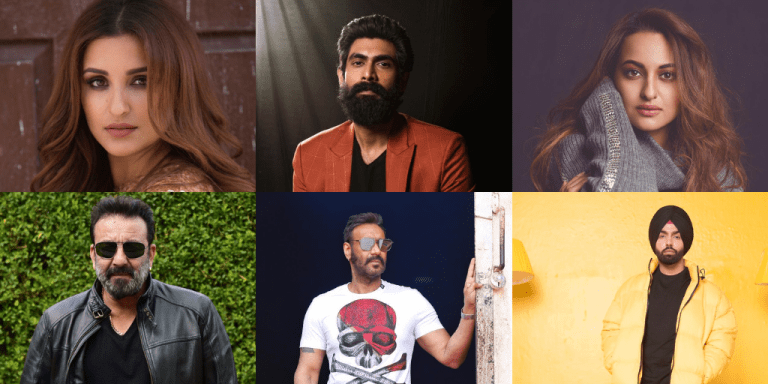 The Cast Of Bhuj: The Pride of India