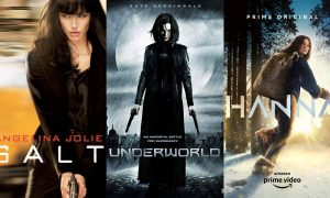 5 Bad-Ass Female Films