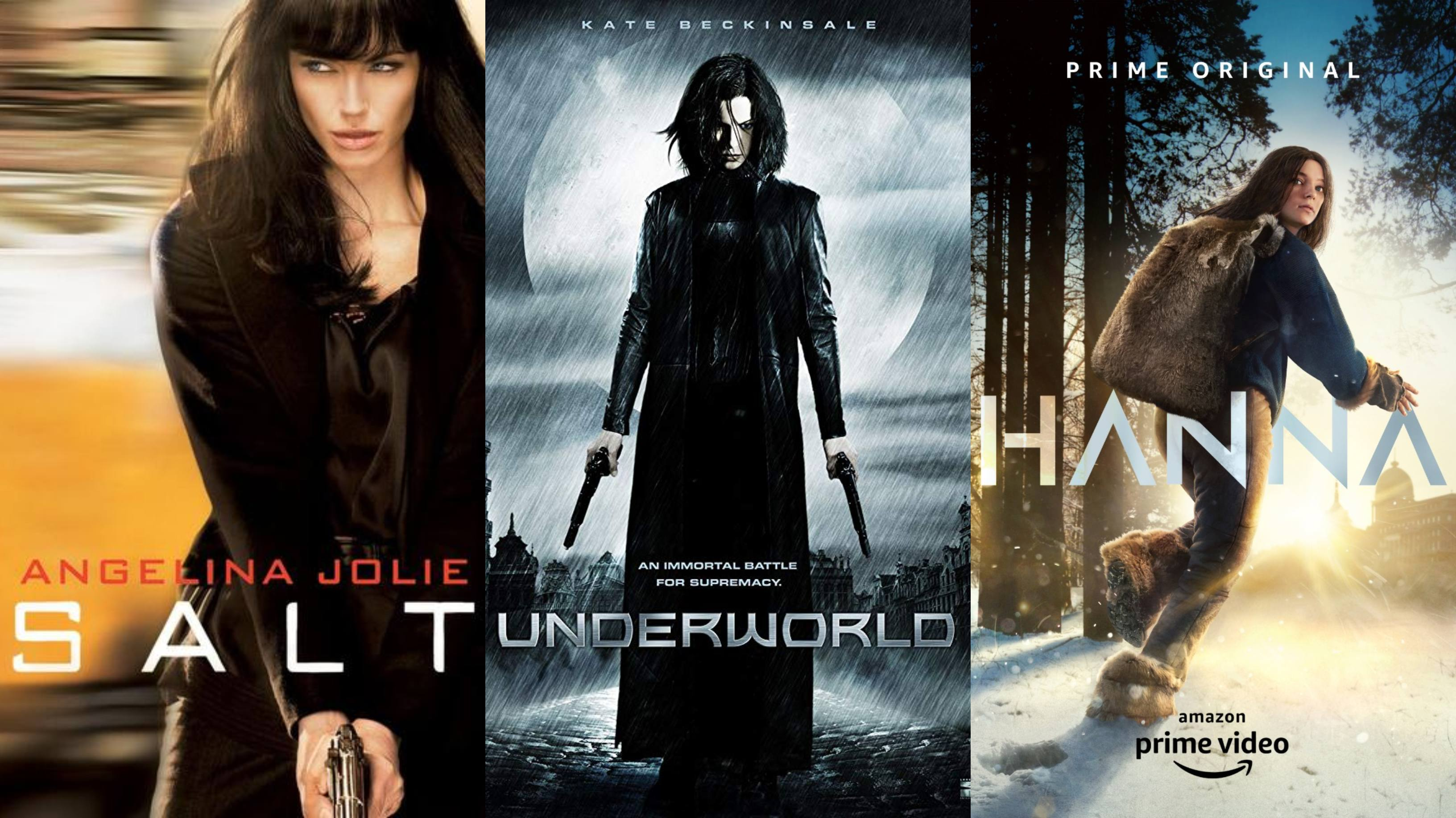 5 Bad-Ass Female Films