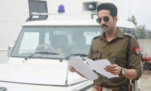 Ayushmann Khurrana in Article 15