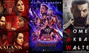 Movies Releasing In April 2019
