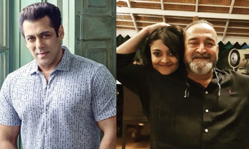 Salman Khan To Launch Ashwami Manjrekar In Dabangg 3