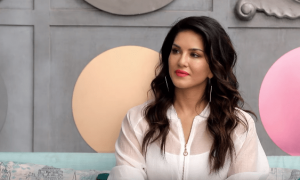 Sunny Leone on QuPlay's Pinch By Arbaaz Khan