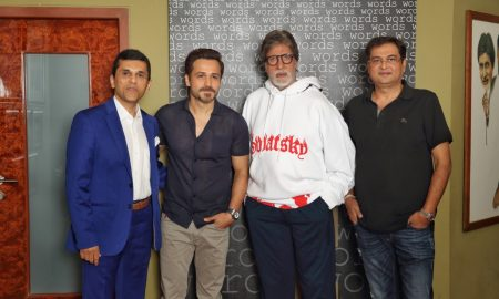 Amitabh Bachchan And Emraan Hashmi To Share Screen Space For The First Time