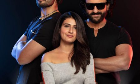Saif Ali Khan, Fatima Sana Shaikh and Ali Fazal To Star In Bhoot Police
