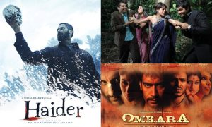 William Shakespeare Adaptions in Bollywood