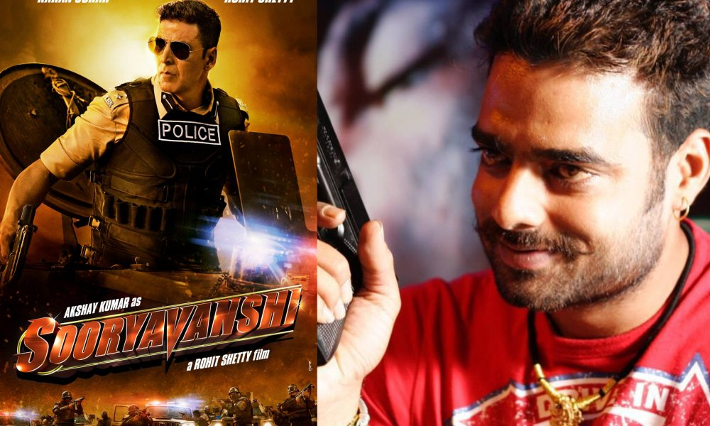 Abhimanyu Singh To Play The Villain In Rohit Shetty's Sooryavanshi