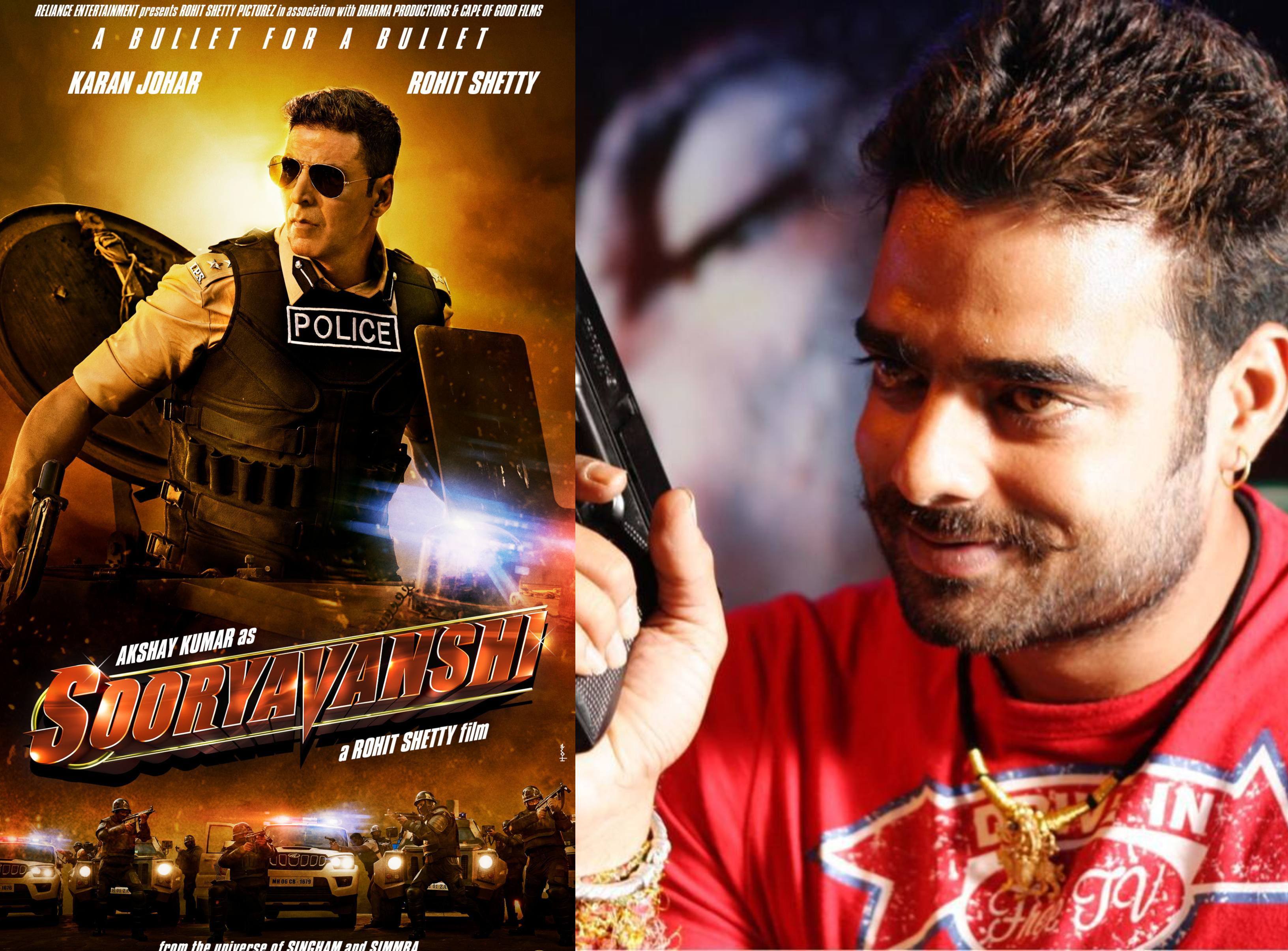Abhimanyu Singh To Play The Villain In Rohit Shetty's Sooryavanshi
