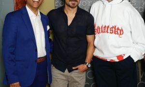 Anand Pandit, Amitabh Bachchan And Emraan Hashmi