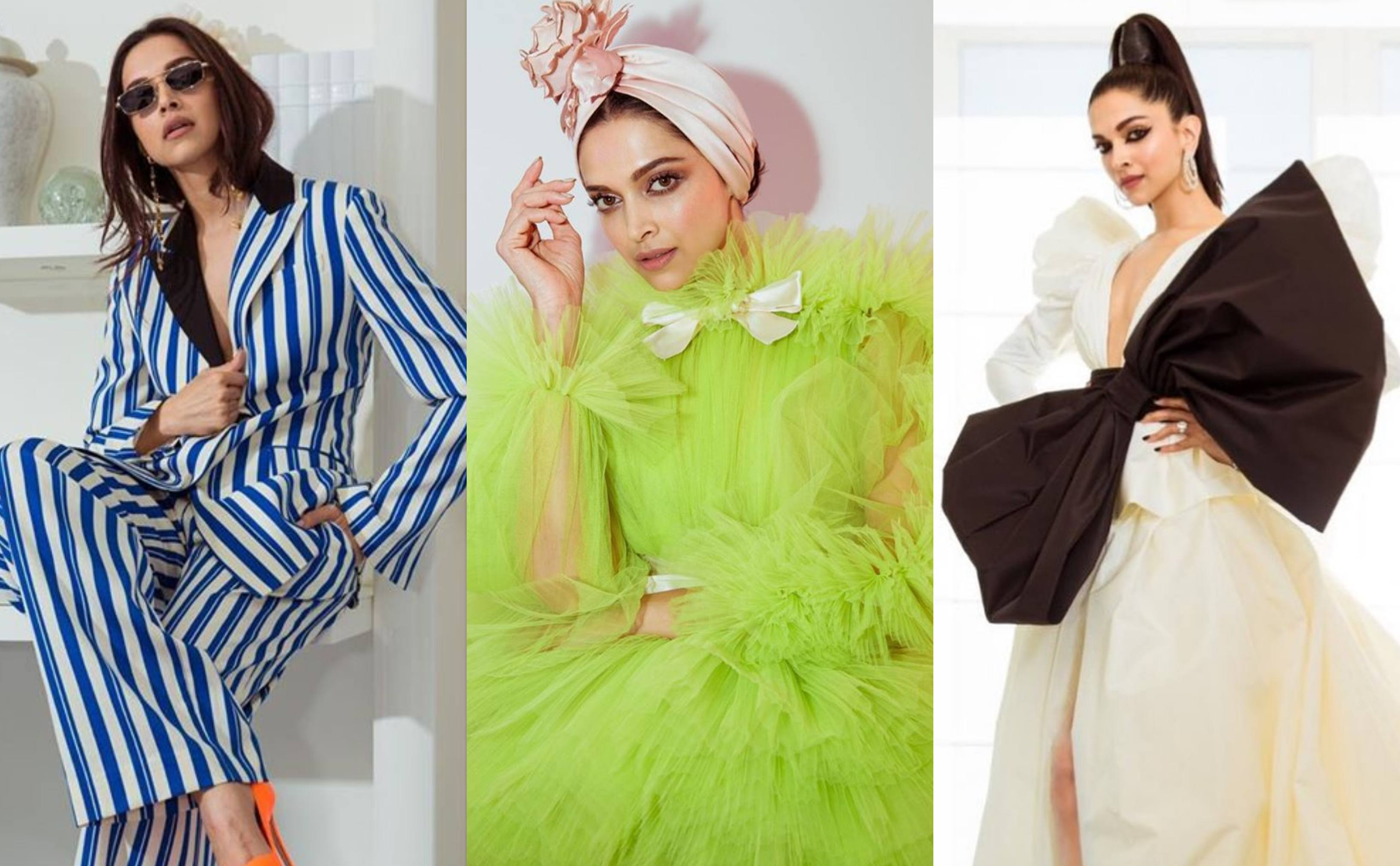 Deepika Padukone Cannes 2019 Fashion