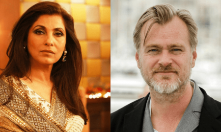 Dimple Kapadia To Feature In Christopher Nolan's Next