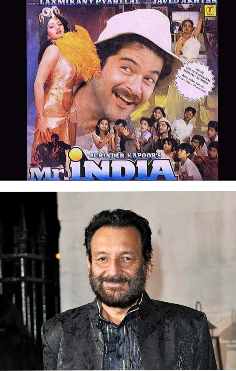 Shekhar Kapur: There Can Never Be Another Mr. India Movie Without Sridevi