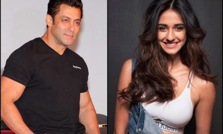 Salman Khan Responds To Disha Patani's Age Comment