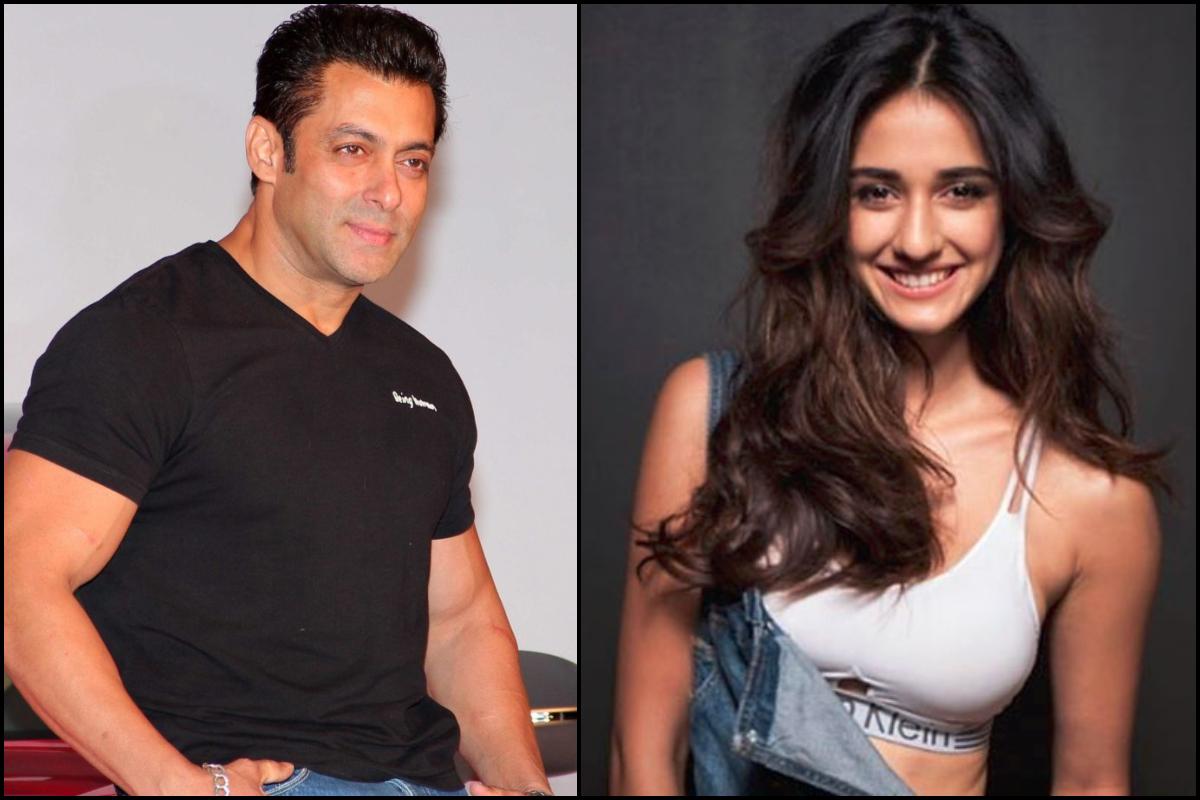 Salman Khan Responds To Disha Patani's Age Comment