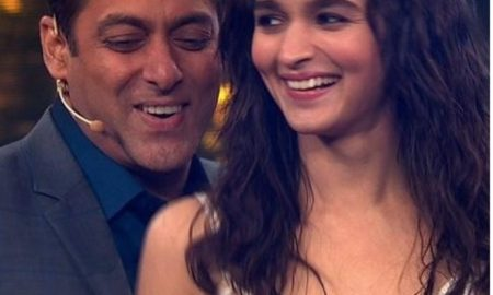 Salman Khan: Alia Herself Is Responsible For Her Own Success