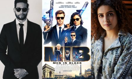 Siddhant Chaturvedi And Sanya Malhotra To Lend Their Voices For Men In Black: International (Hindi)