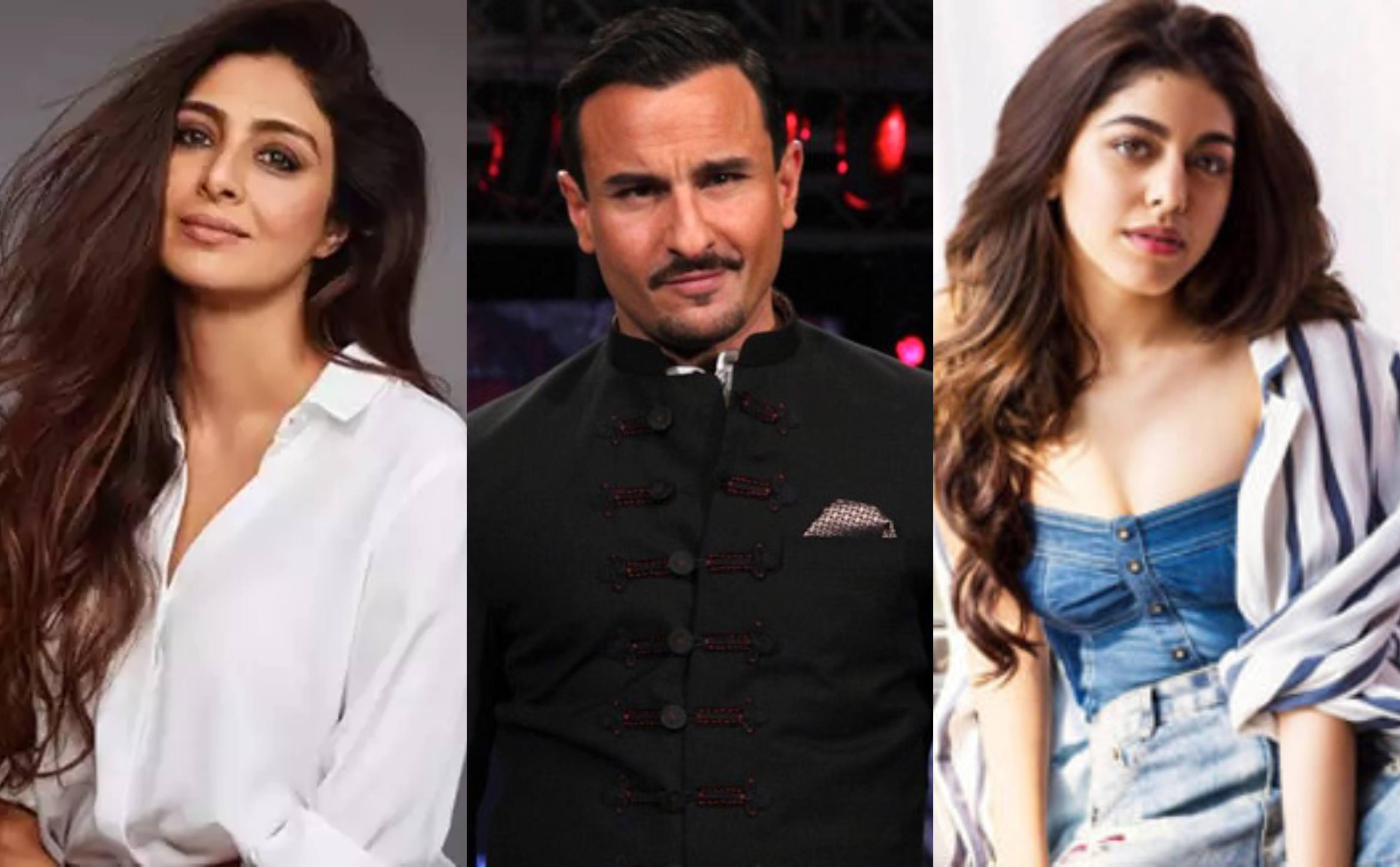 Tabu Joins Saif Ali Khan And Alaia Furniturewala In Jawaani Jaaneman