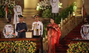 PM Narendra Modi Swearing In Ceremony Was A Star Studded Affair