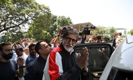 Amitabh Bachchan Starrer Gulabo Sitabo Goes On Floors In Lucknow