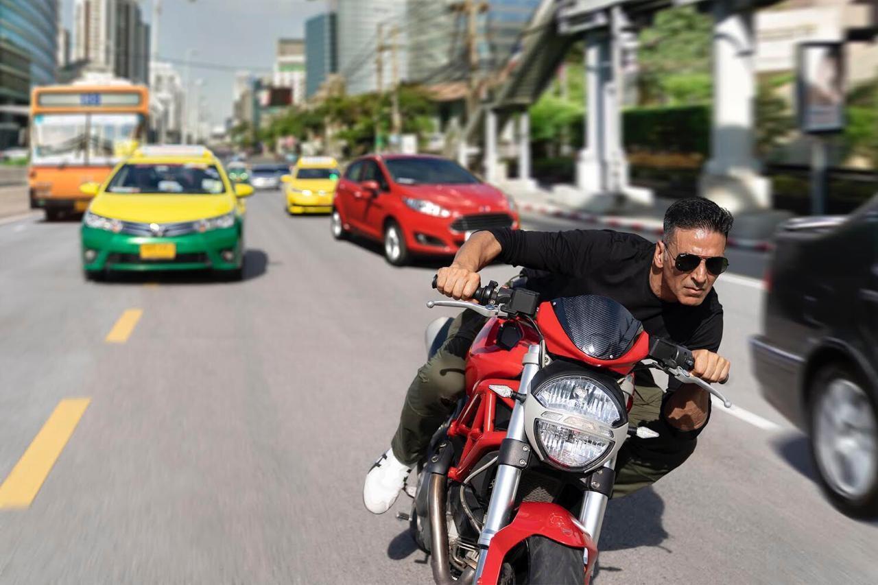 Akshay Kumar Back In Bangkok For This Reason?