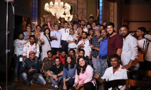 Chehre first schedule wrap