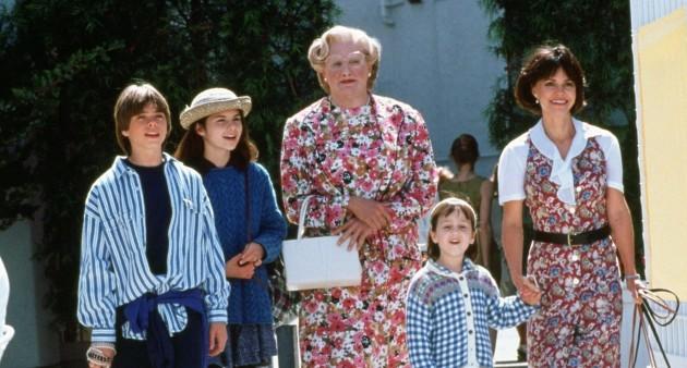 Daniel Hillard in Mrs. Doubtfire